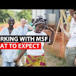 Work for MSF  - YouTube