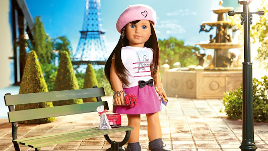 And the American Girl of the Year 2015 Is …
