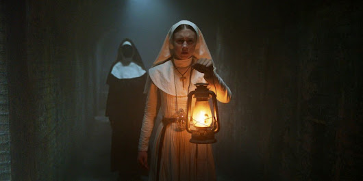 The Nun (2018) Review - Jump Scare Tactics | IvanYolo