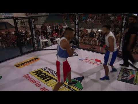 Confira as super lutas completas do Breves Night Fight