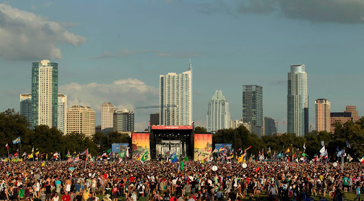 Win a Pair of VIP Passes to ACL