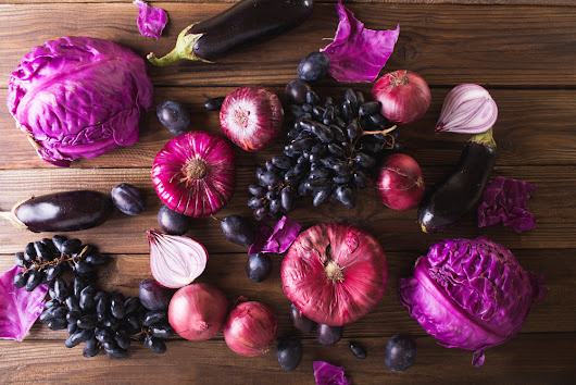 Why You Should Eat More Blue and Purple Foods