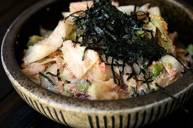 Mentai Cabbage