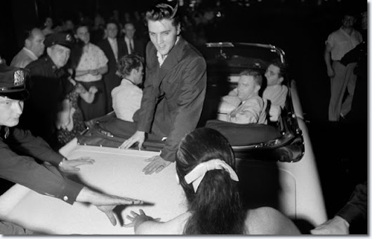 Photos : Elvis Presley 1956