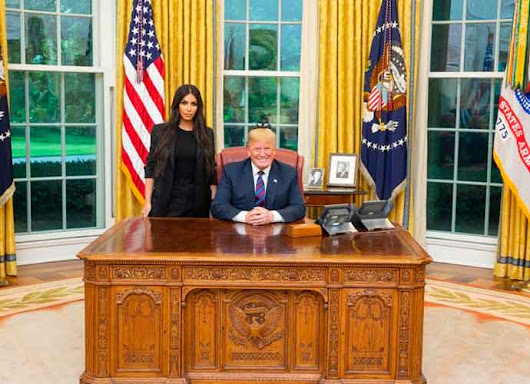 Kim Kardashian Visits Incarcerated Women To Discuss Release & Anxieties Regarding Re-Entering The World