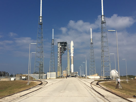 GOES-R is On The Pad. New Era Begins at 5:42 PM EST Saturday. - Dan's Wild Wild Science Journal