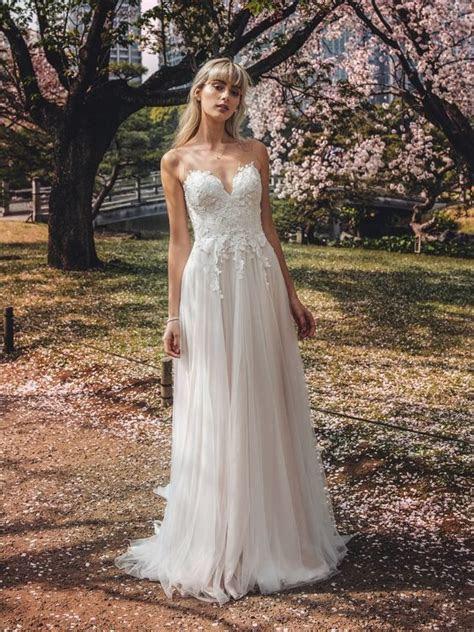 15 Stunning Wedding Gowns from British Bridal Designers