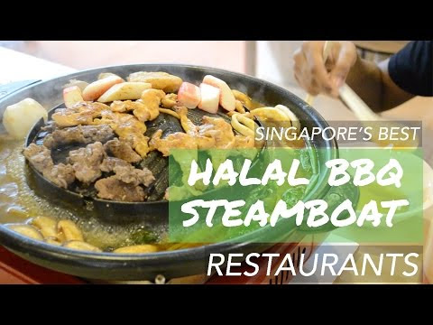 The Best Halal Steamboat Buffet Restaurants in Singapore