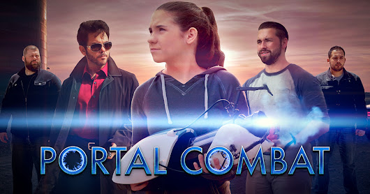 Portal Combat - made in HitFilm Express - HitFilm.com