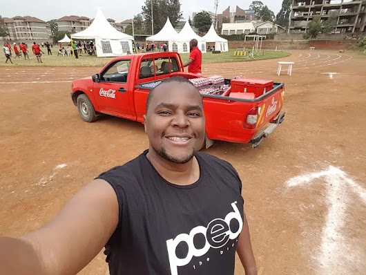 Man Around Nairobi: Stephen Musyoka - Potentash