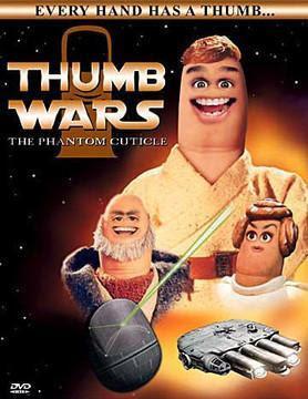 Thumb Wars, The Phantom Cuticle