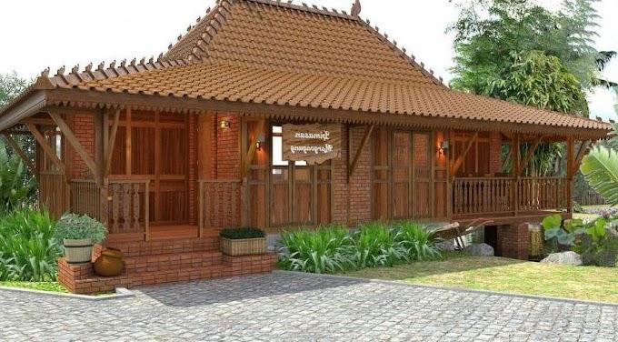 Desain Rumah Limasan Minimalis | Ide Rumah Minimalis