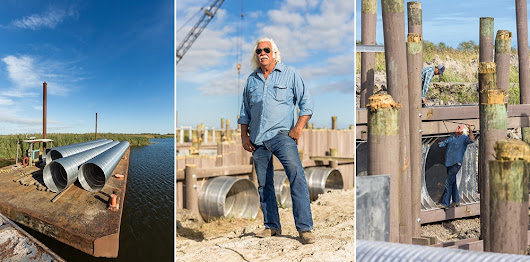 Self-Made Man: The story of a high school dropout whose invention is saving Louisiana's bayou