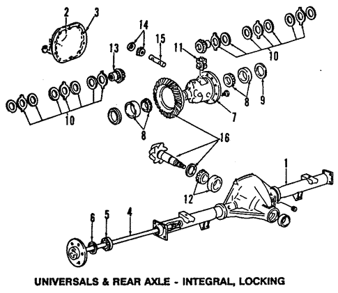 1985 Ford F 150 Exhaust System Diagram