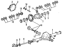 1985 Ford F 150 Fuse Panel Diagram
