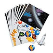 Fun Express Make Your Own Solar System Sticker (1 Dozen)