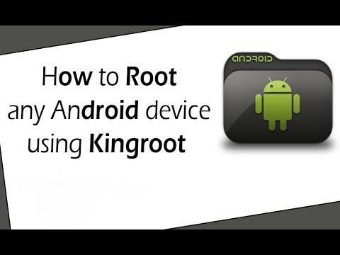 How to Root Android with KingoRoot (PC Version)