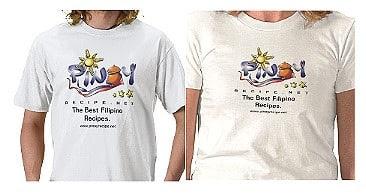 pinoyrecipe shirt