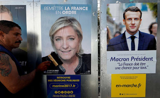 French Presidency 2017 – European leaders stand united behind centrist candidate Macron | VIA News Agency
