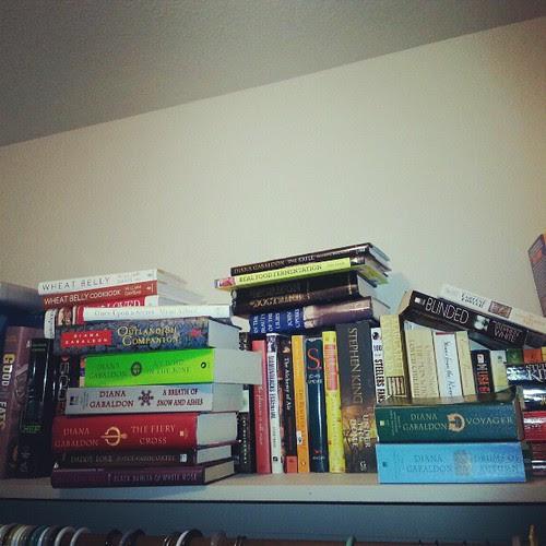 I am a book hoarder.  #NerdAlert #hoarder