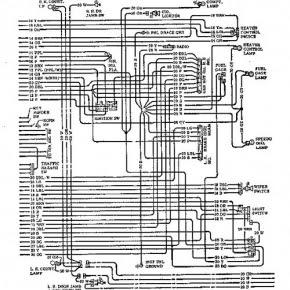70 Pontiac Wiring Diagram - Wiring Diagram Networks