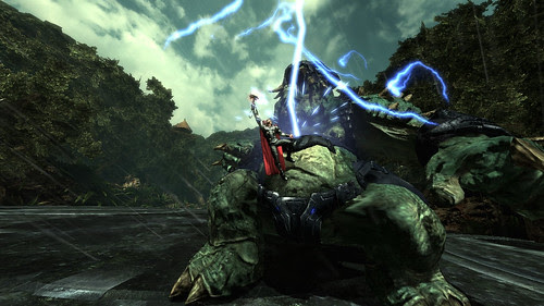 Thor PS3 Screens