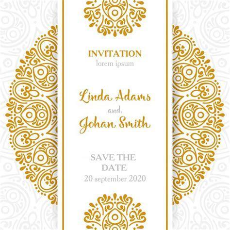 Invitaciones de boda GRATIS, descarga estas plantillas de