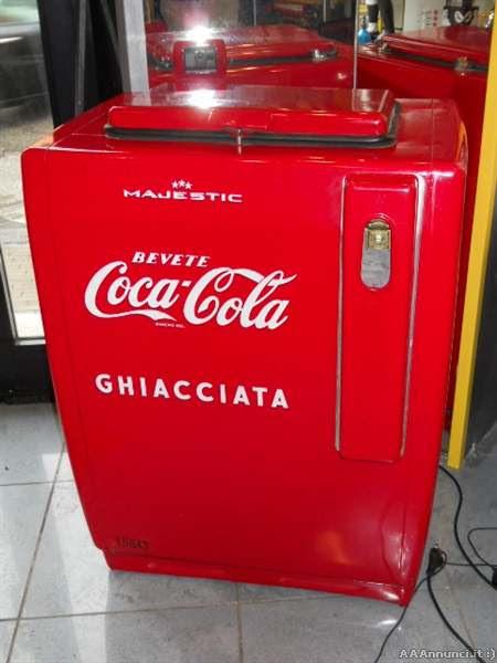 Forno Rotor Cucina Frigo Coca Cola Anni 60