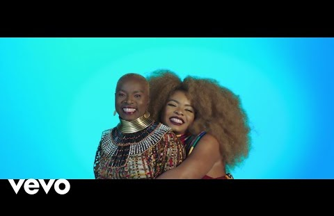 Download or Watch(Official Video) Yemi Alade x Angelique kidjo - Shekere