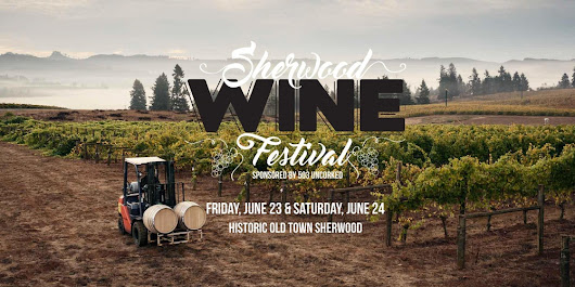 Sherwood's 2nd Annual Wine Festival