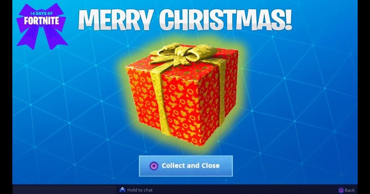 Fortnite 14 Days Of Christmas.Ltm S For The 14 Days Of Fortnite Have Been Leaked Fortnite