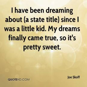 Joe Skoff Quotes Quotehd