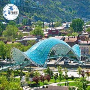 مدن جورجيا ومعالمها والآثار التاريخية
