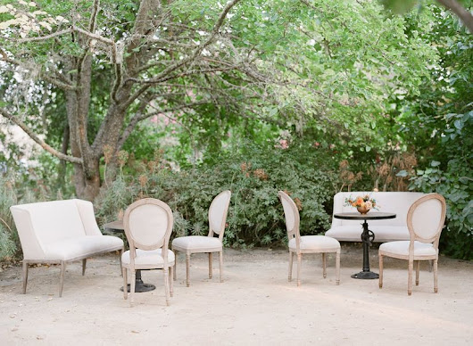 The Garden Wedding Décor Every Romantic Outdoor Bash Needs