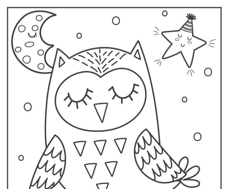 eulen mandalas für kinder  malvorlage eule pdf  zum