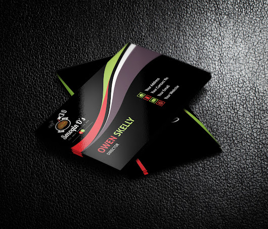 Design your Business Card for $30