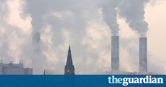 Catholic church to make record divestment from fossil fuels | Environment | The Guardian