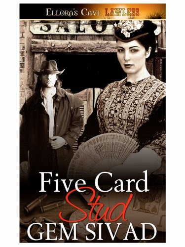 Five Card Stud: 1 (Eclipse Heat) by Gem Sivad