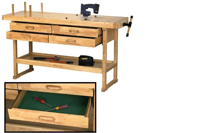 Review Harbor Freight 60 Workbench By Johngreco At Lumberjocks