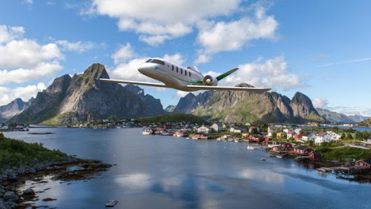 Norway's plan for a fleet of electric planes