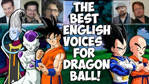 Dragon Ball Voice Actors
