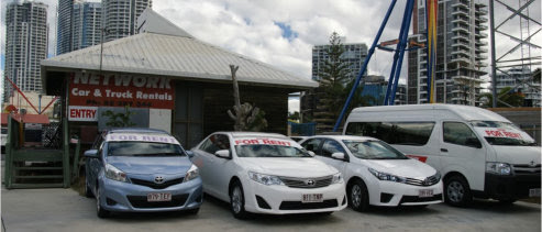 Car Hire Gold Coast