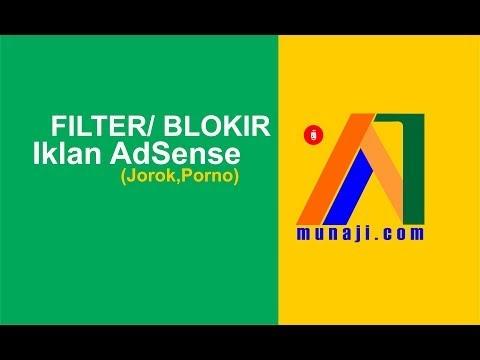 Filter Iklan Google AdSense yang memiliki Gambar tidak pantas bagi saya penting