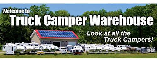 Truck Camper Warehouse News and Promotions March
