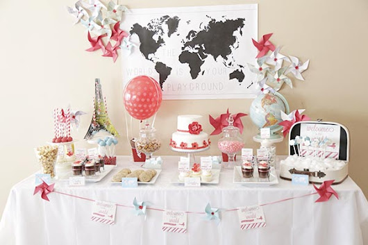 Oh Baby! 3 Unique Baby Shower Themes You'll Want To Copy - An Inspired Affair, LLC.