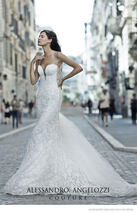 Bianca Balti Stuns in Wedding Gowns for Alessandro