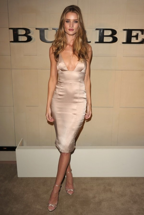 9 Rosie Huntington-Whiteley at the Burberry Body event in LA