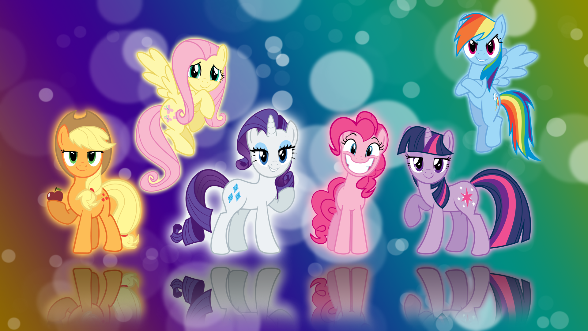 My Little Pony Wallpaper 1920x1080 61154