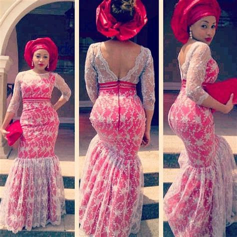 Nigerian Iro and Buba   BellaNaija Weddings presents #