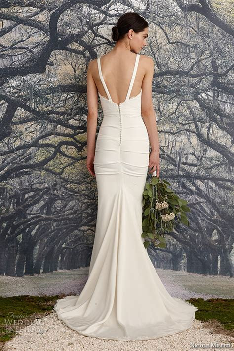Nicole Miller Bridal Spring 2016 Wedding Dresses   Wedding